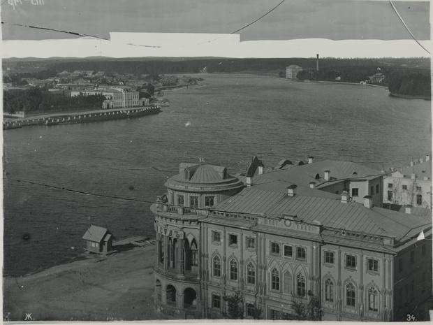 Фото №9 - «Голая земля под ногами»: каким был Екатеринбург на дореволюционных снимках