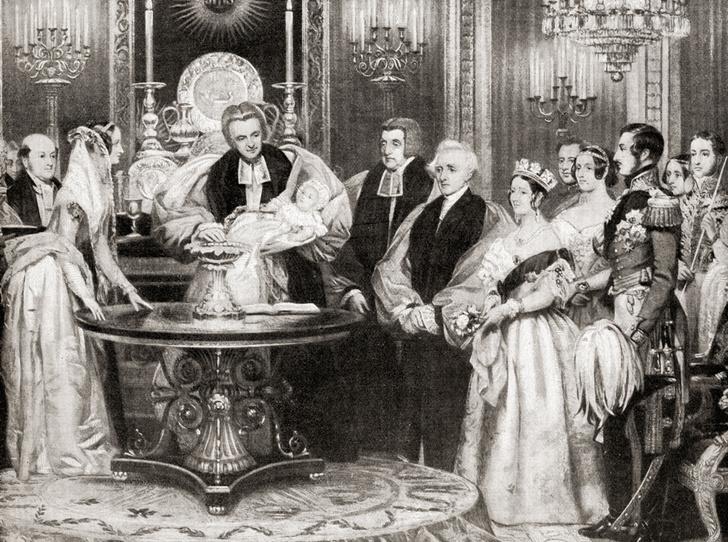 Фото №7 - Что нужно знать о крещении королевских наследников Великобритании