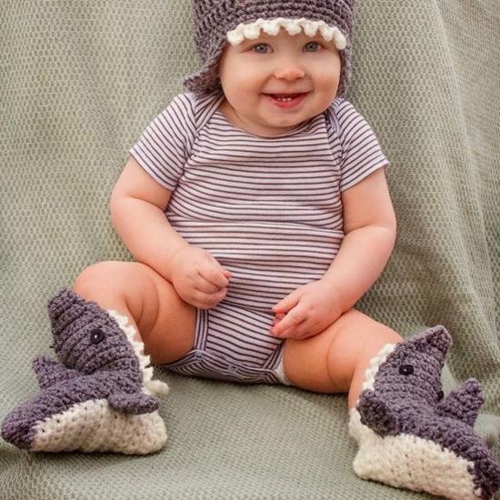 Фото №7 - Тапочки для малышей, которые заставят вас рыдать от умиления