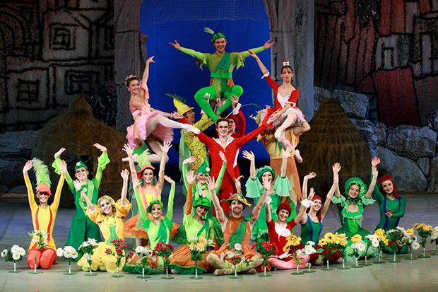 Фото №1 - Театр Сац приглашает на балет «Чиполлино»
