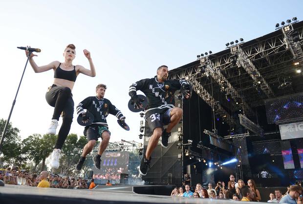 Фото №3 - Сегодня ночью MTV Россия покажет «Isle of MTV 2014»