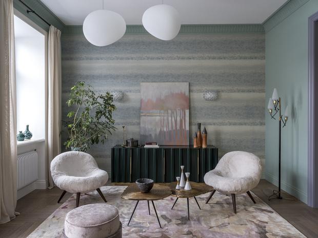 Фото №1 - Ковер в интерьере: как выбрать модель, которая преобразит ваш дом
