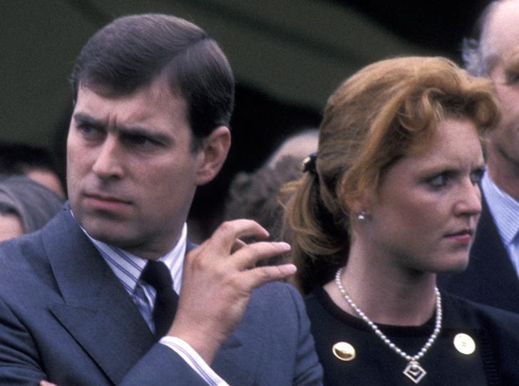 Фото №19 - Уйти от Виндзоров и остаться счастливой: история Сары Фергюсон, бывшей супруги принца Эндрю