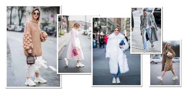 Фото №6 - Что такое ugly fashion и с чем сочетать ретро-кросы?