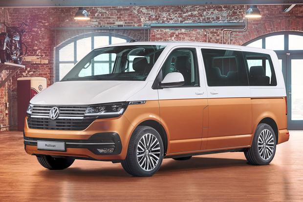 Фото №1 - Volkswagen T1: Легендваген