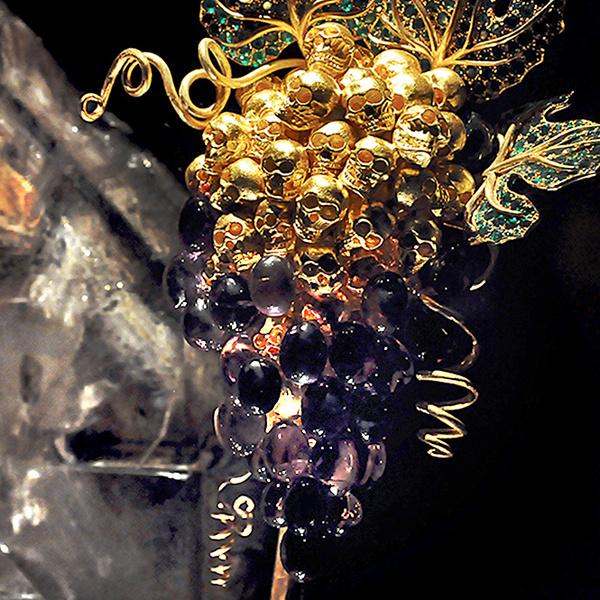 Фото №16 - Ювелир Сальвадор Дали: драгоценное наследие гения