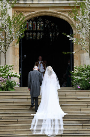 Фото №4 - 10 самых стильных звездных свадеб 2019 года
