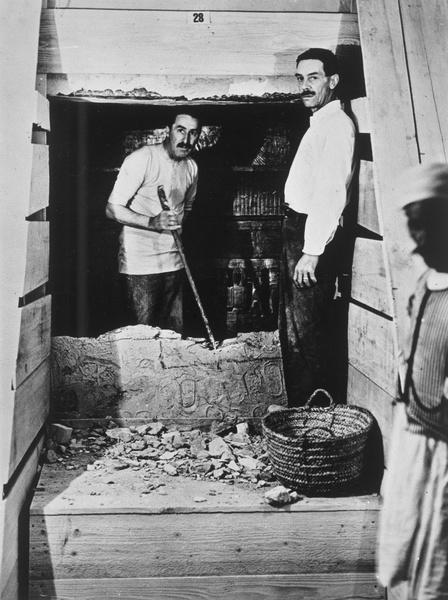 Фото №6 - «Тутанхамон влечет меня»: что может произойти после вскрытия гробниц фараонов в 2020 году