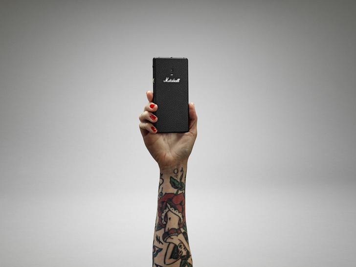 Фото №3 - Marshall и «Билайн» представляют смартфон для меломанов