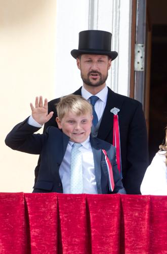 Фото №9 - Кронпринц Хокон: почему будущий король Норвегии ─ наш герой