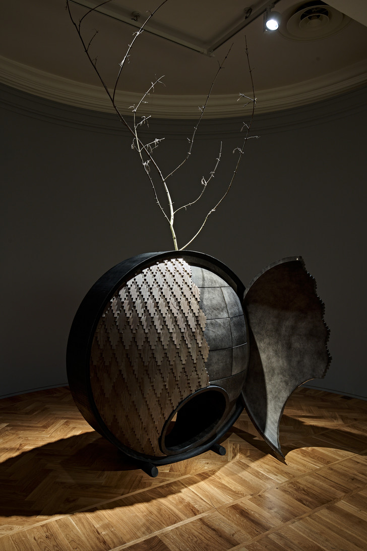 Фото №3 - Выставка «Трын*Трава. Современный русский стиль» в Москве