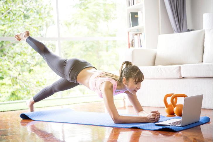 Бесплатные тренировки дома онлайн, фитнес-приложения