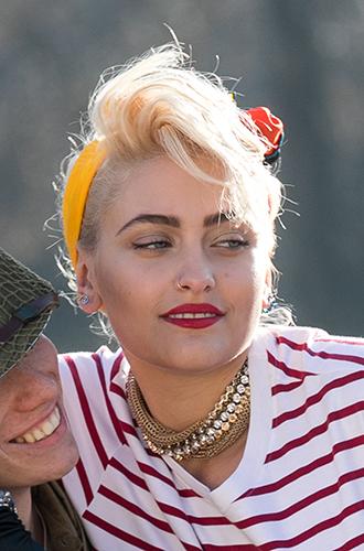 Фото №4 - Новая Material Girl: дочь Майкла Джексона стала копией юной Мадонны