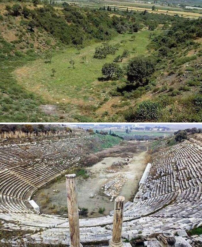 Фото №8 - 10 пейзажей, которые неузнаваемо изменило время