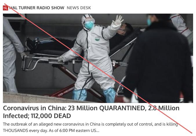 Фото №4 - Самые популярные теории заговора и мифы о китайском коронавирусе (с разоблачением)