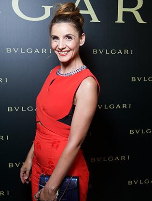 Презентация коллекции Bvlgari в Париже