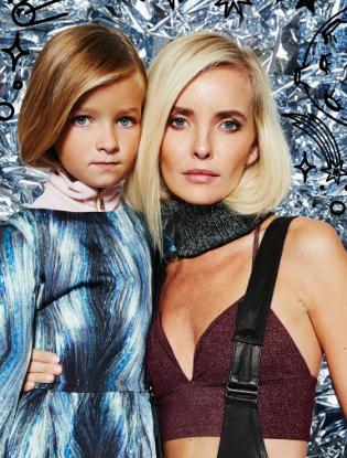 Фото №7 - Звездные мамы и дети в лукбуке H&M Studio Kids