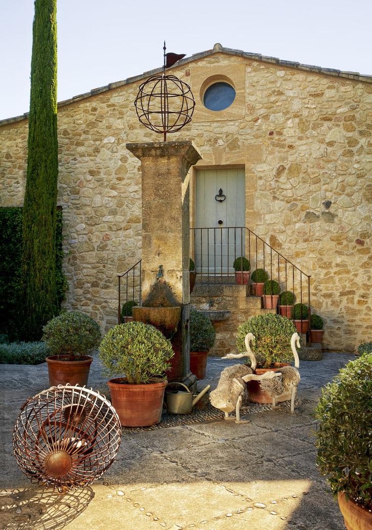Фото №13 - Дом декоратора Франсуа Катру в Провансе