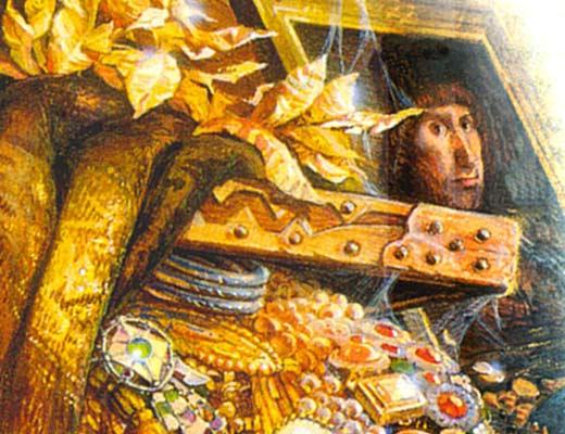 Фото №1 - Курьез с монетами