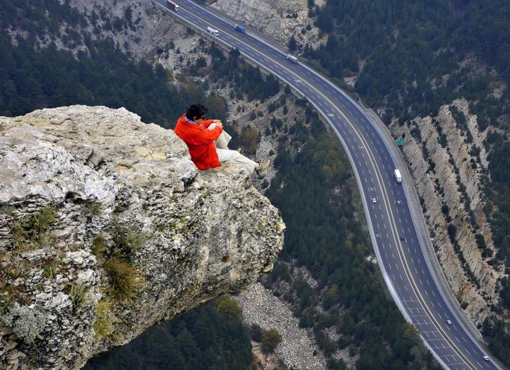 Фото №1 - Опасная высота