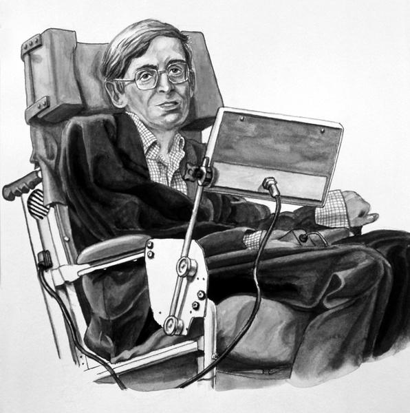 Фото №1 - Умер британский физик-теоретик Стивен Хокинг