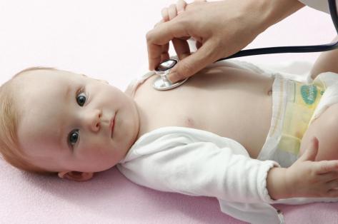 Анализы новорожденного