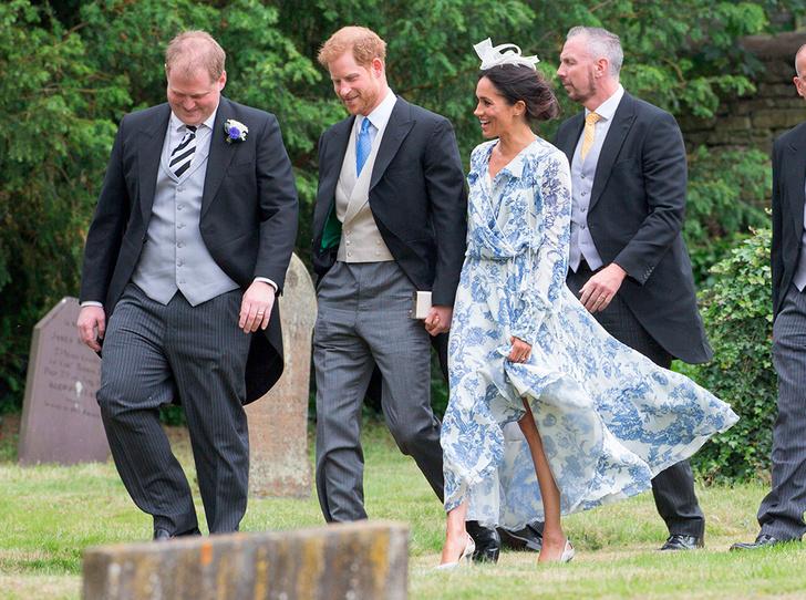 Фото №6 - Свадебная тиара принцессы Дианы украсила другую невесту