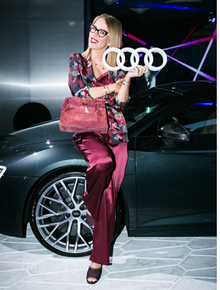 Фото №9 - Ксения Собчак, Иван Ургант и другие звезды на открытии Audi City Moscow