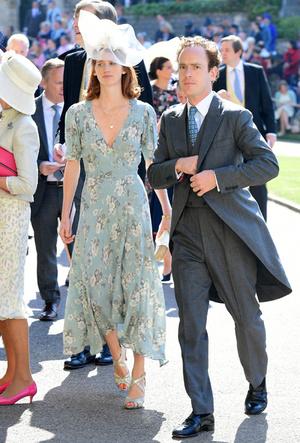 Фото №28 - Свадьба Меган Маркл и принца Гарри: как это было (видео, фото, комментарии)