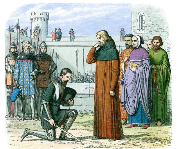 Фото №1 - Кровопролитные битвы, пышные пиры, блестящие доспехи, или Почему в Средневековье было круче, чем сейчас