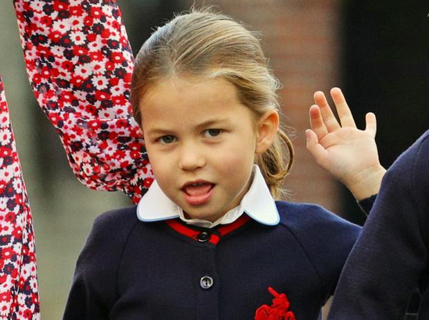 Фото №1 - Принцесса Шарлотта Кембриджская: пятый год в фотографиях
