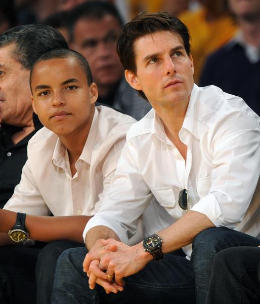 Фото №2 - Как сейчас выглядит 26-летний сын Тома Круза и Николь Кидман