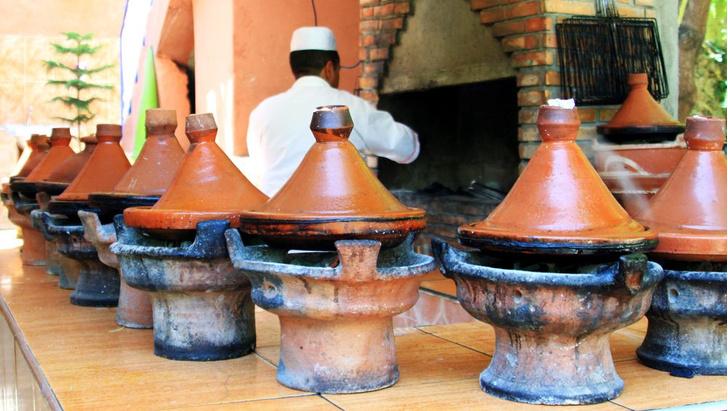Фото №1 - 5 блюд марокканской кухни