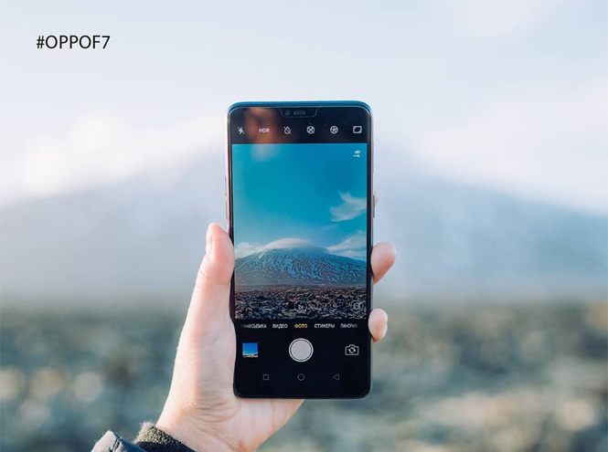 Фото №8 - Почему смартфон OPPO F7 нужен всем, кто любит соцсети (и себя)