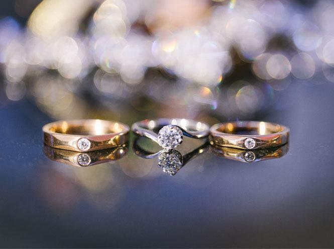 Фото №2 - Выходи за меня: как менялось помолвочное кольцо (и зачем оно было нужно)