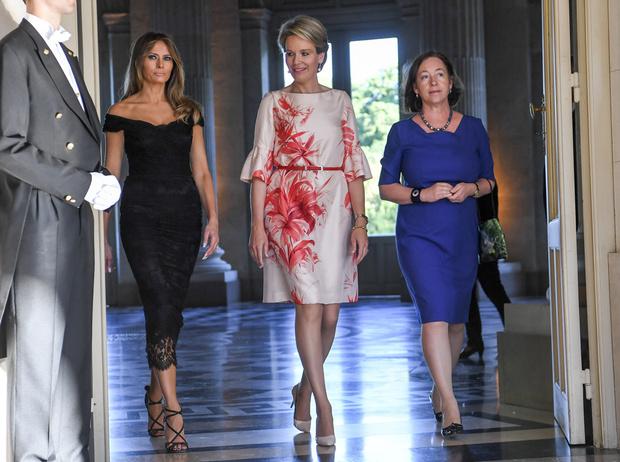 Фото №15 - G7 в Брюсселе: как выглядят первые леди европейских государств