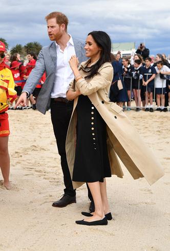 Фото №30 - Стильная беременность Меган Маркл: главные модные предпочтения герцогини