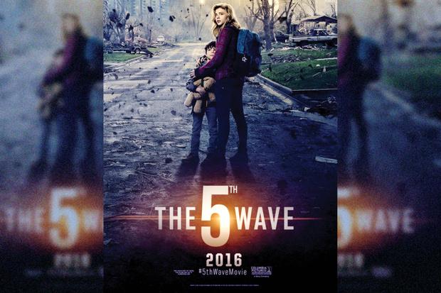 Постер к фильму «Пятая волна»