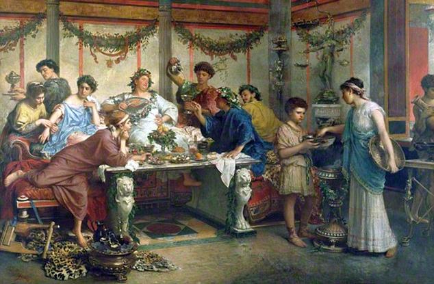 Фото №5 - Кухня Древнего Рима: от борща к излишествам