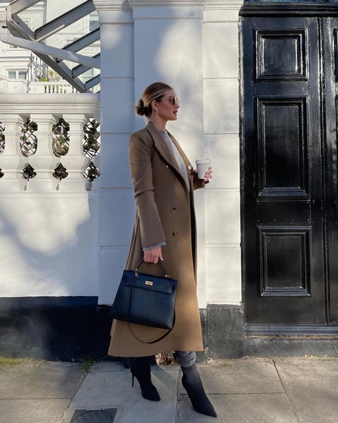 Пальто, образы с пальто