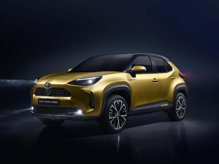 Фото №1 - Личинка «Ленд-Крузера»: Toyota представила самый маленький внедорожник