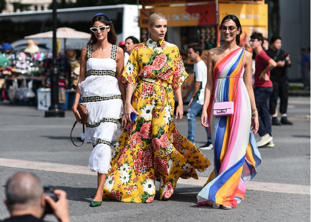 Фото №1 - Street style на Неделе моды в Нью-Йорке: лучшее