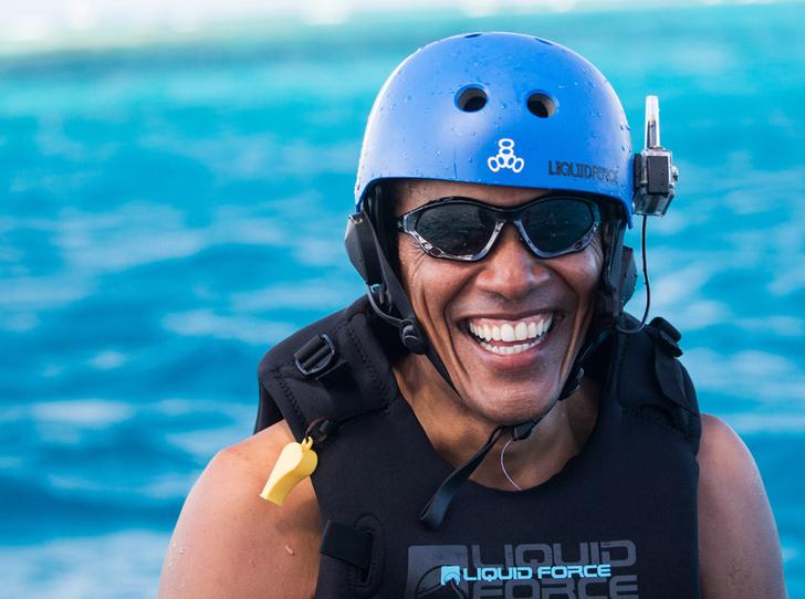 Фото №13 - «Теневой президент»: куда пропал Барак Обама (и к чему он готовится)