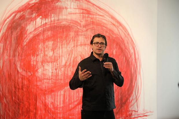 Фото №1 - Паблик-ток в рамках выставки «Чжан Хуань. Любовь как мудрость»