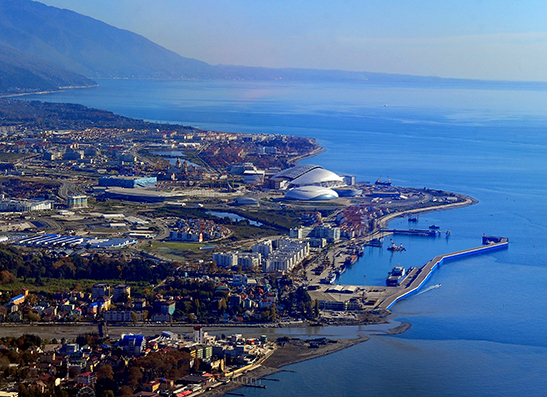 Фото №1 - Путешествие в Сочи: самые интересные места для туриста