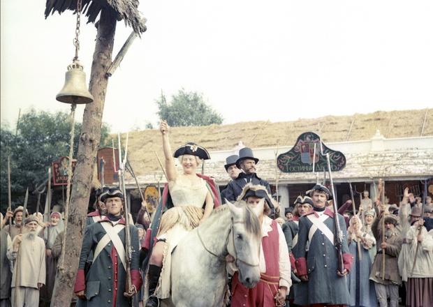 Кадр из фильма «Царская охота»