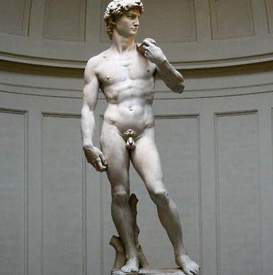 Фото №1 - «Давид» Микеланджело может рухнуть