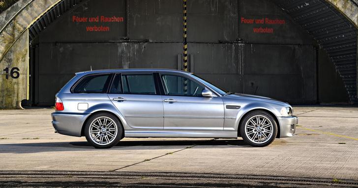 Фото №2 - BMW впервые в истории выпустит легендарную модель М3 в кузове универсал