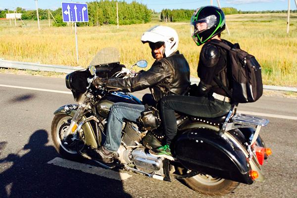 Фото №28 - Байкеры Ульяновска: 15 признаний в любви мотоциклу