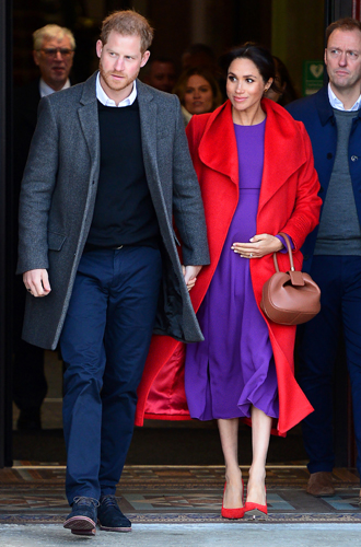 Фото №21 - Стильная беременность Меган Маркл: главные модные предпочтения герцогини